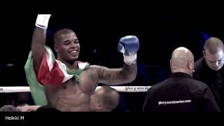 Tyrone King of the Ring Spong Highlights Tribute