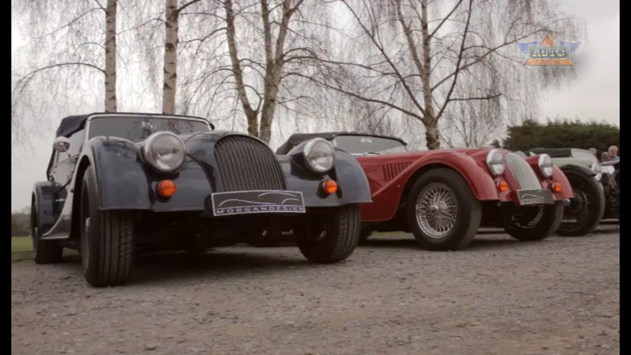 Morgan Cars - 100 Years at Pickersleigh Road - YouTube