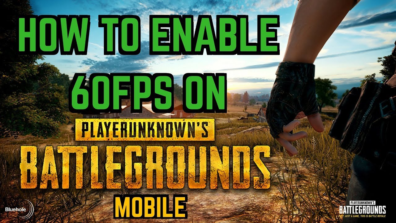 Pubg Mobile How To Enable 60fps With Gltools Non Rooted Method In
