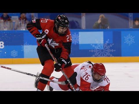 Olympic Hockey Forward Sarah Nurse On Her Athletic Family