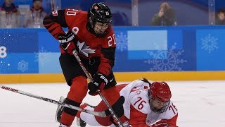 Sarah Nurse?s basketball star cousin Kia and NHLer cousin Darnell are just the tip of the hockey forward?s athletic family tree. Sarah spoke about her sporty family before competing for Canada at the Pyeongchang Games. (The Canadian Pre