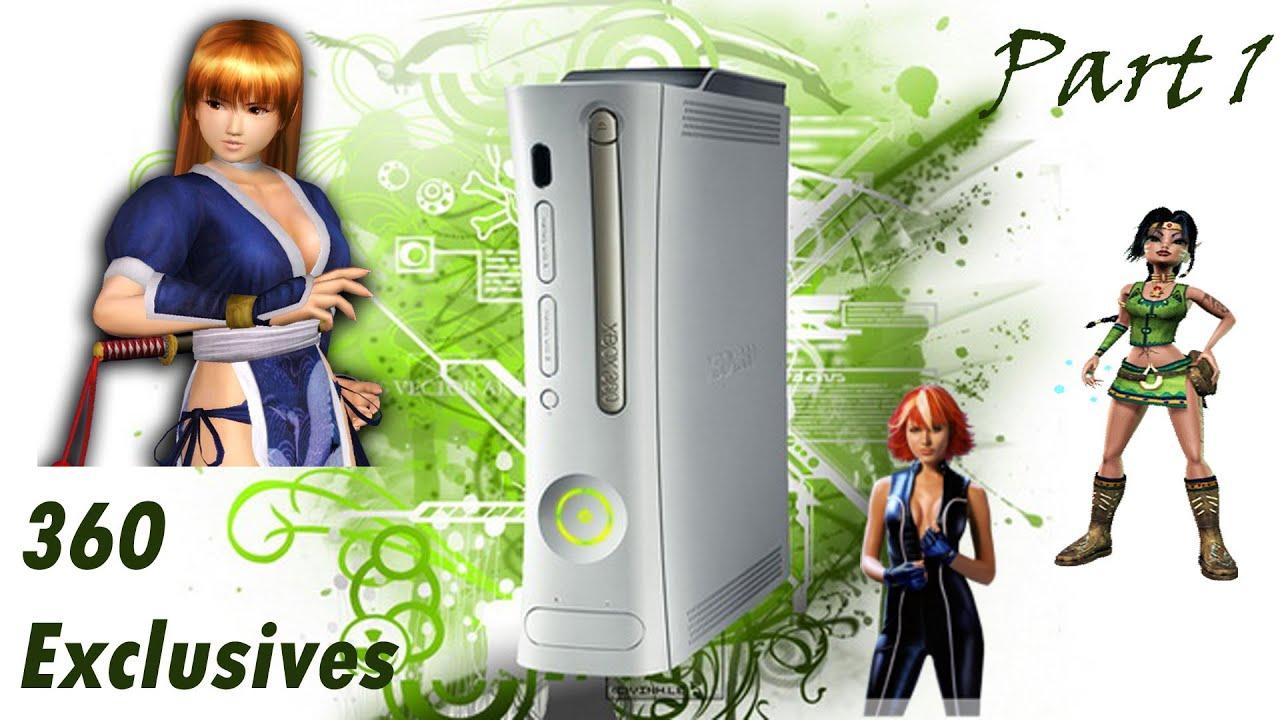 Xbox 360 Exclusives - Part 1