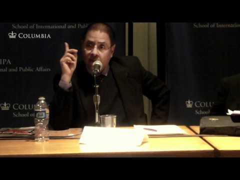 Libya and the Arab Revolts - Part 4: Khaled Mattawa, Q&A Session