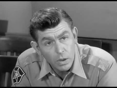 Andy Griffith Show Opies Allowance Youtube