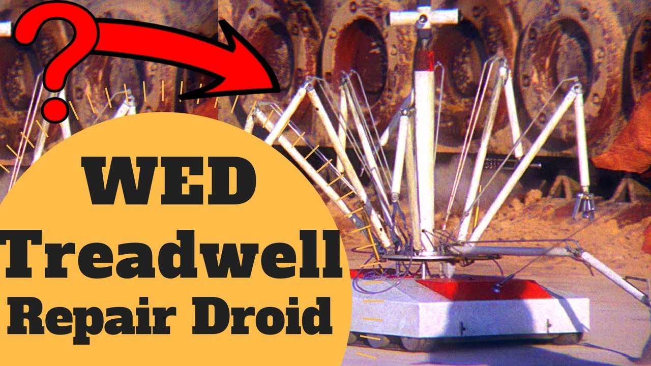 Swiss Army Knife Droid Wed Treadwell Repair Droid Lore
