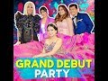 Grand debut party   KAMI   The father of five Ogie Diaz organized a luxurious debut party
