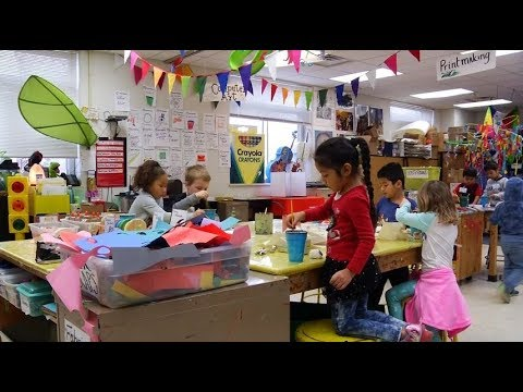 School Spotlight: Birch Grove School for the Arts