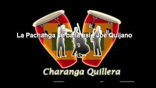 La Pachanga se baila asi - Joe Quijano.