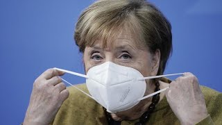 German chancellor angela merkel said tuesday that she has agreed with state governors to extend the country's current lockdown by three weeks until jan. 31.s...