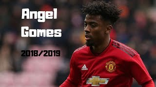 Angel Gomes - Season Highlights - 2018/2019