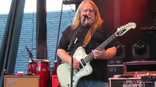 """Gov't Mule - """"World Boss"""" and """"Brand New Angel"""" - Central Park SummerStage - May 17, 2017"""