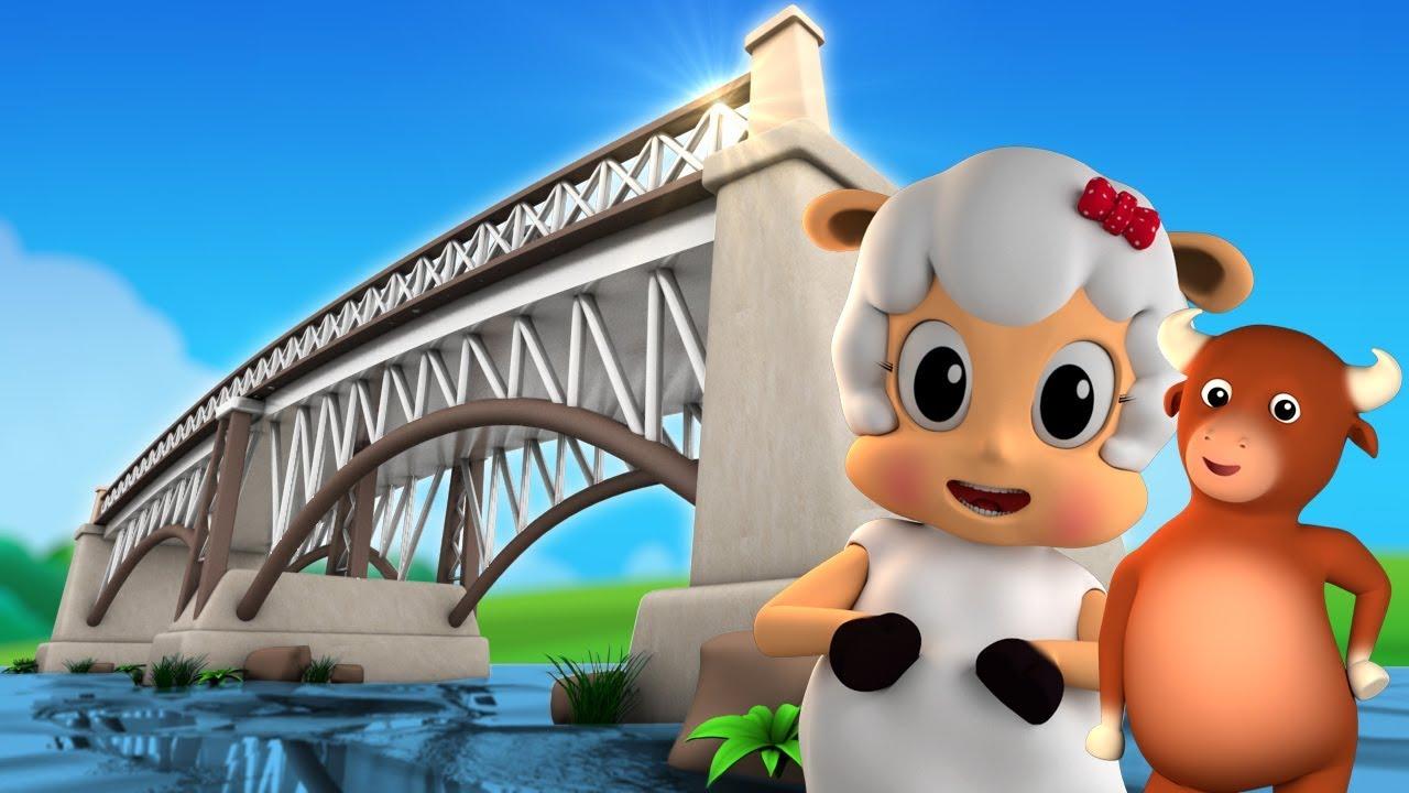 Ponte De Londres Esta Caindo Rimas De Bercario Cancoes Para
