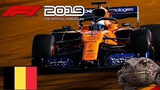 F1 2019 Liga u Ropucha GP Belgii