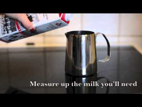 aldi expressi milk frother instructions