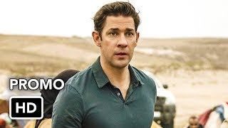 "Tom Clancy's Jack Ryan (Amazon) ""Best Chance"" Promo HD - John Krasinski action series"