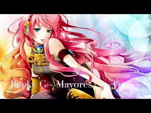 Nightcore - Mayores by Becky G