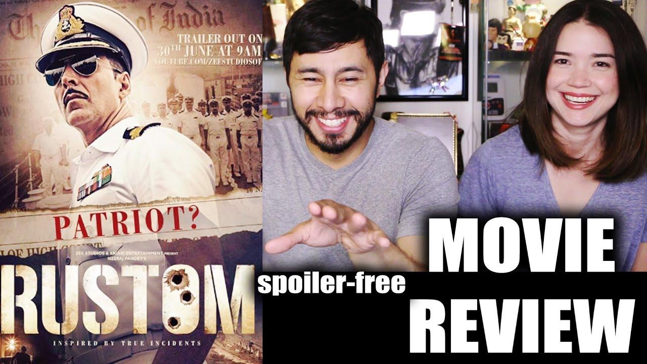Tss Daily Spoiler >> Rustom Non Spoiler Movie Review By Jaby Achara Kirk