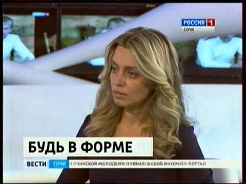 """Гость студии: Марина Скибинская, директор фитнес-клуба """"Ультрамарин"""""""