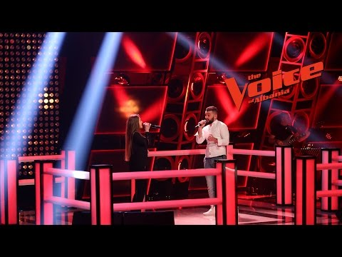 Malvina VS Ervis – Unik   Betejat   The Voice of Albania 6