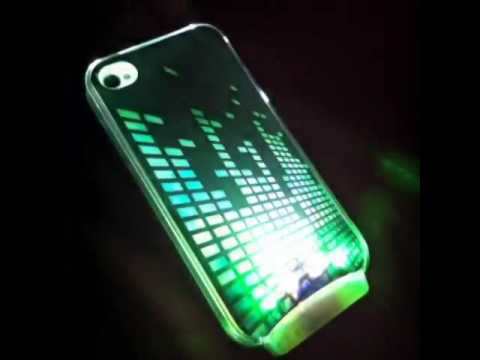 best sneakers eec42 214c8 LED light up phone case