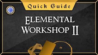 quick Guide Elemental Workshop 2