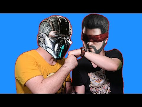Bayramda El Öpmeli Mortal Kombat X