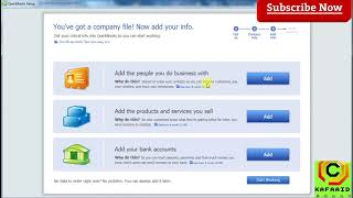 Quickbook Oluşturmak hizmet şirketi, barashada hızlı kitap af somali(Servis şirketi)