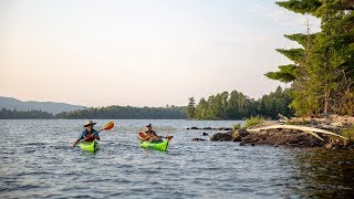 Sea Kayaking and Whitewater Kayaking in the Laurentians | Paddle Tales