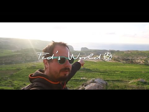 Living in Caves - Gozo, Malta - VLOG #9