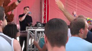 Kai Tracid Playing C.M - Dream Universe Live @ Luminosity Beach Festival 2011 Day 2 Part 4