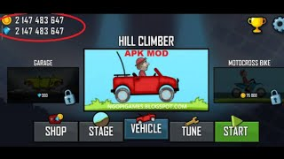 Tutorial Cara Cheat Game Hill Climb Racing di Android 2020 - Tutorial Android #cheatgame2020