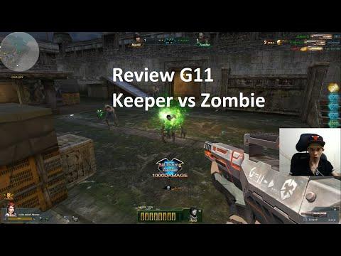 Bình Luận Truy Kích | G11 Keeper Vs Zombie - MẠNH hay YẾU ??? ✓