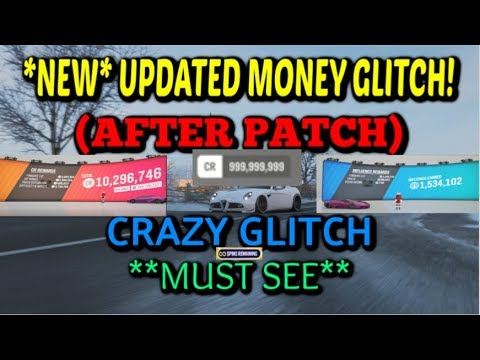 **AFTER PATCH** UPDATED MONEY GLITCH in Forza Horizon 4 !(MUST SEE) thumbnail