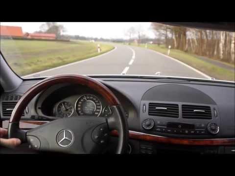 Mercedes-Benz E 280 CDI-T 3.2 - S211 - OM 648 - Diesel - OIL- & FILTER CHANGE