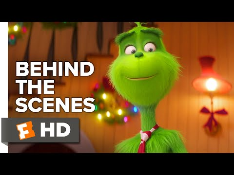 The Grinch Behind the Scenes - To Love Again (2018) | FandangoNOW Extras