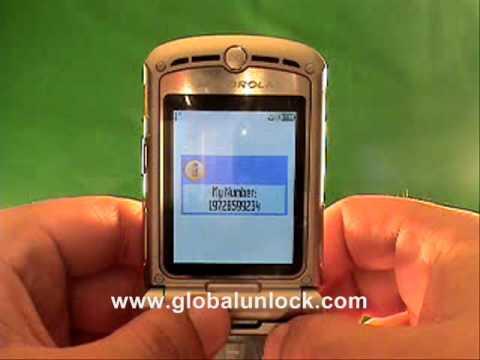 Discover The Easiest T Mobile UK Motorola SLVR Unlock Method