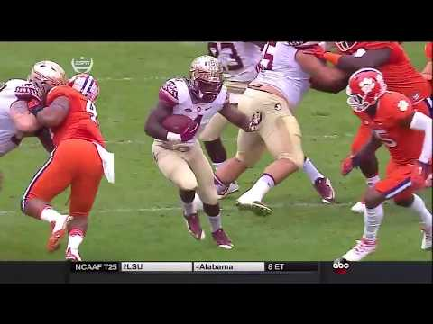 Seminole Moment: Dalvin Cook's 75-Yard TD Run vs. Clemson (2015)