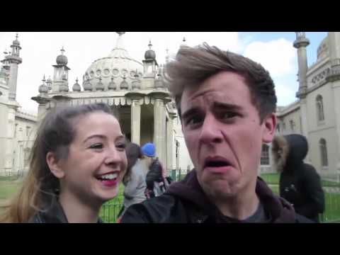 Connor Franta, Zoella, Tyler Oakley, Troye Sivan And Brighton's Taj Mahal