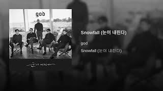 GOD – SNOWFALL