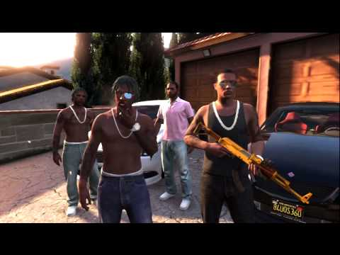 GTA 5 Chief Keef /Music Video (Full HD)