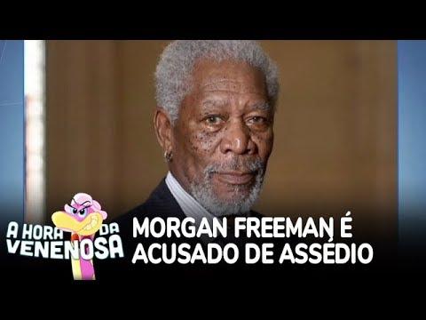 Morgan Freeman é acusado de assédio sexual