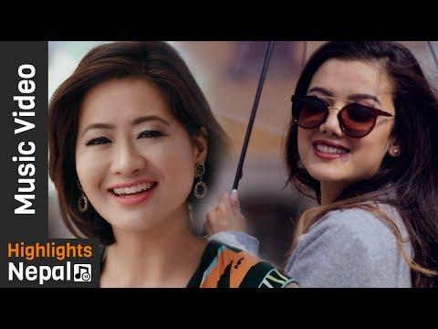 Mana Ko Kura by Mamata Dipabima Ft. Kusum Gurung | New Nepali Pop Song 2017