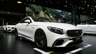 Is The 2018 S63 AMG The Ultimate $170,000 Luxury Coupe?