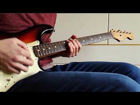 One Rainy Wish (Jimi Hendrix) Rhythm Guitar - Cover