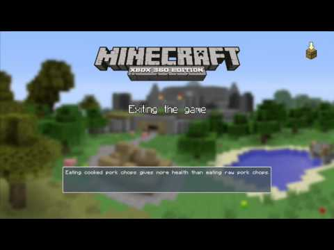 Minecraft Xbox TU4 Update - cinemapichollu