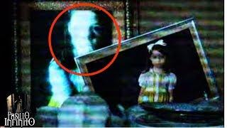 5 Vídeos escalofriantes de youtube Pasillo Infinito