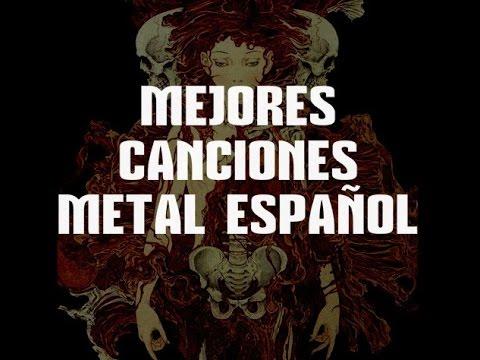 Las Mejores Canciones De Metal Rock en Español