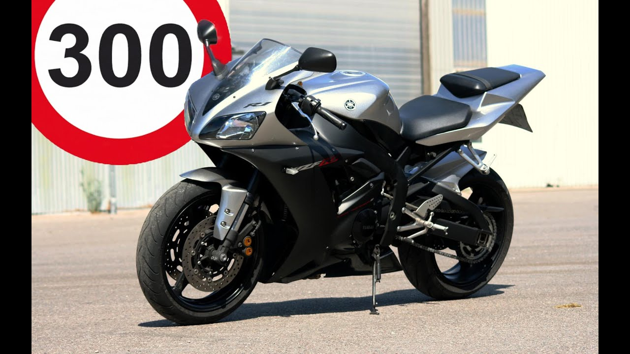 Yamaha Yzf R1 2003 Top Speed 300km H