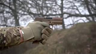 Her er Forsvarets nye pistol