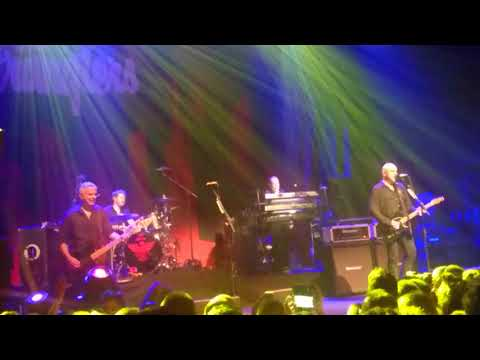 The Stranglers - Always The Sun - Paris - 25/11/2017